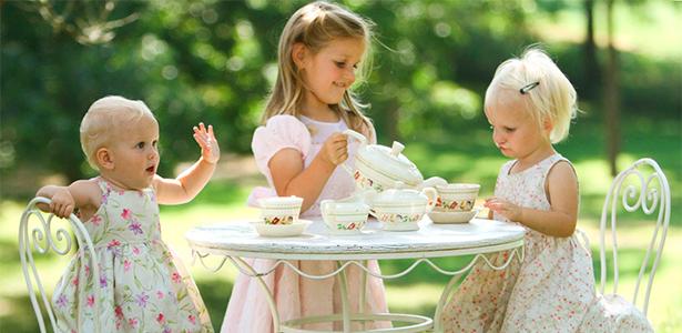 Детские травяные чаи