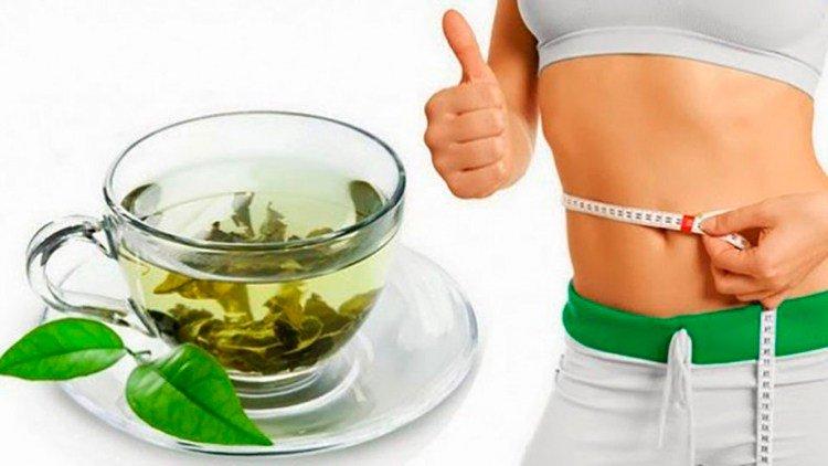 Зеленый чай для борьбы с лишним весом