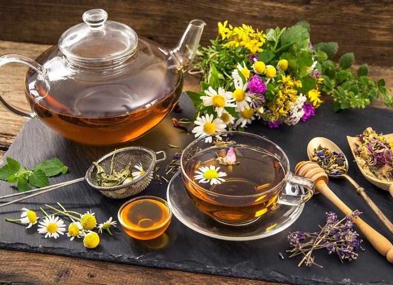 Травяной чай для сна