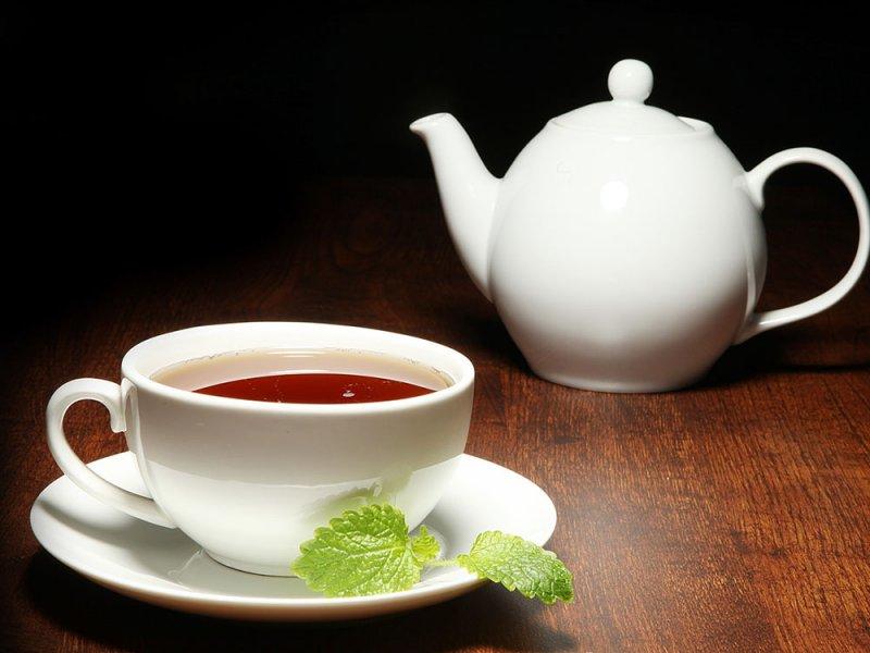 Необычные свойства обычного чая