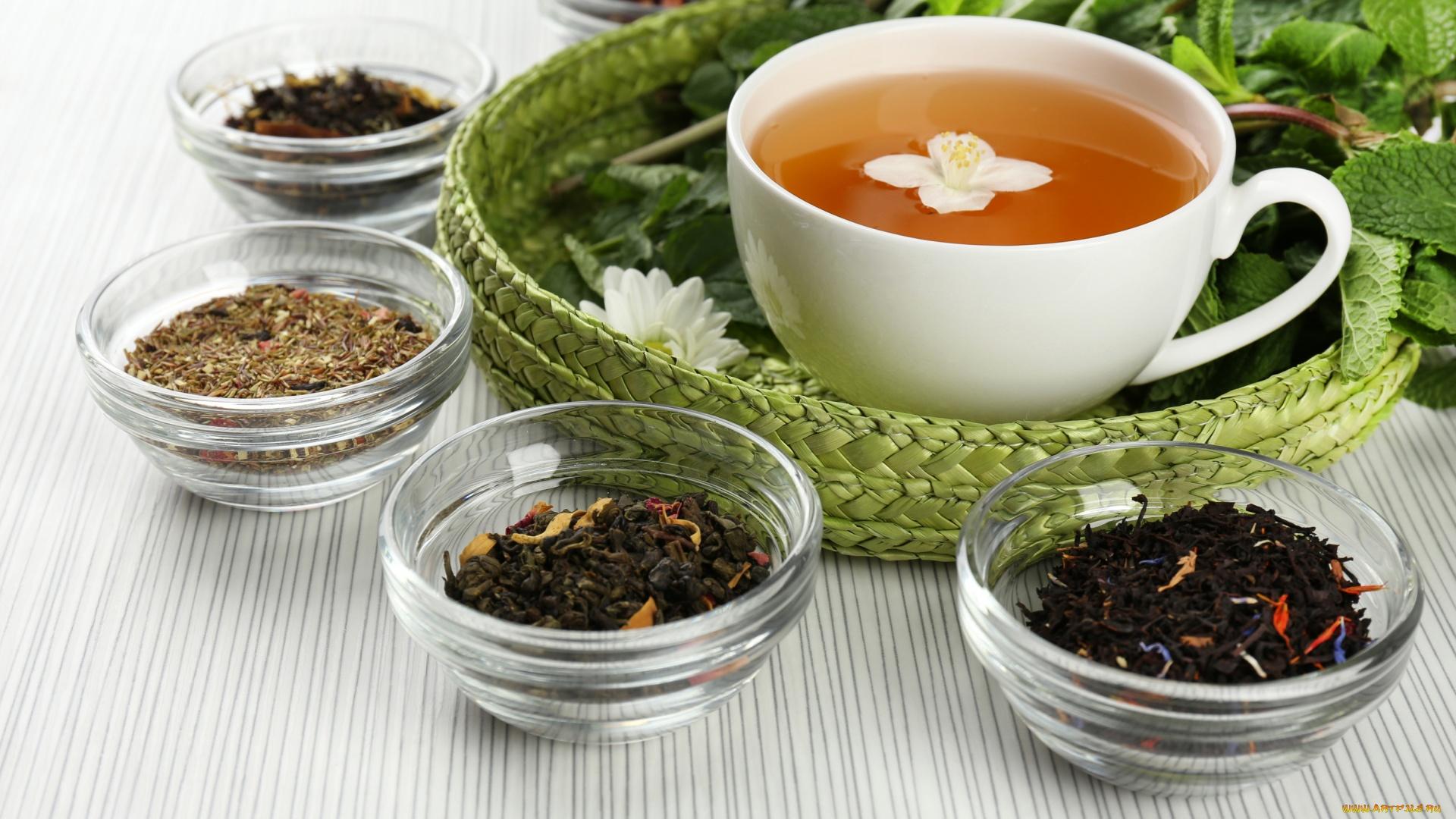 Сколько калорий в чае?