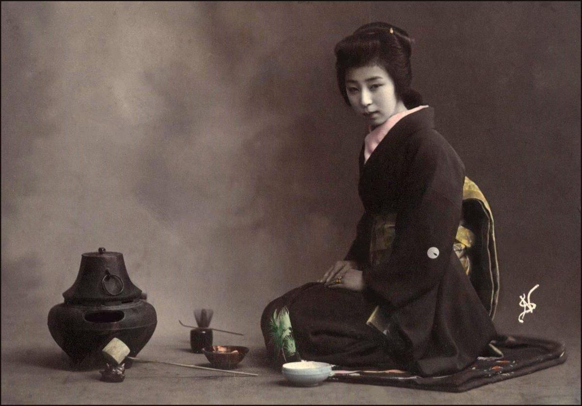 Чай. История и предания