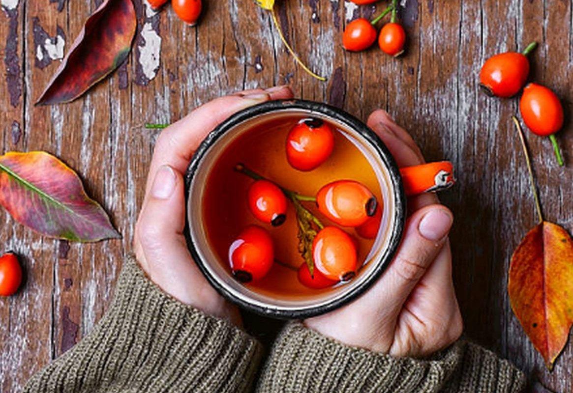 Врач-диетолог Гинзбург назвал три самых полезных чая осенью