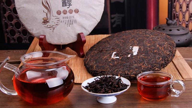 Чем полезен чай пуэр?