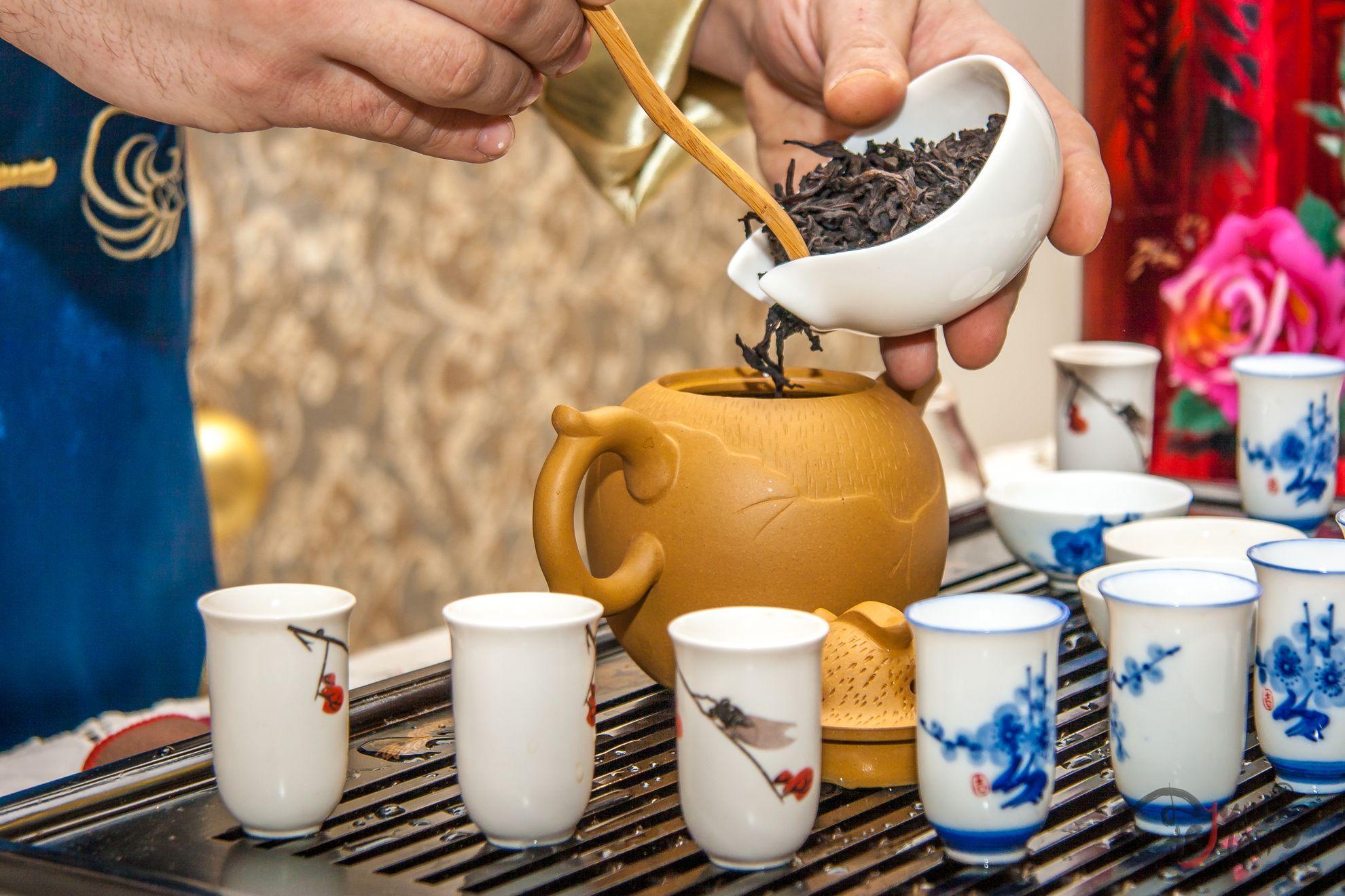 Необычное чаепитие