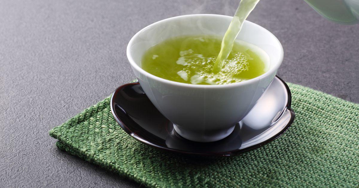 Черника и зеленый чай усиливают эффект от фитнеса
