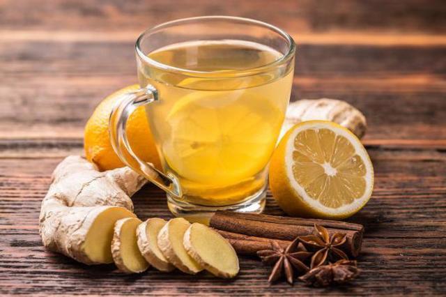 Как приготовить имбирный чай для облегчения головных болей, изжоги и снижения уровня сахара в крови