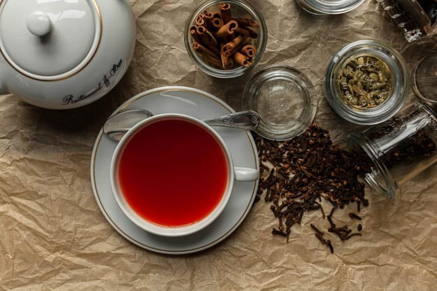 Черный чай предотвратит сахарный диабет