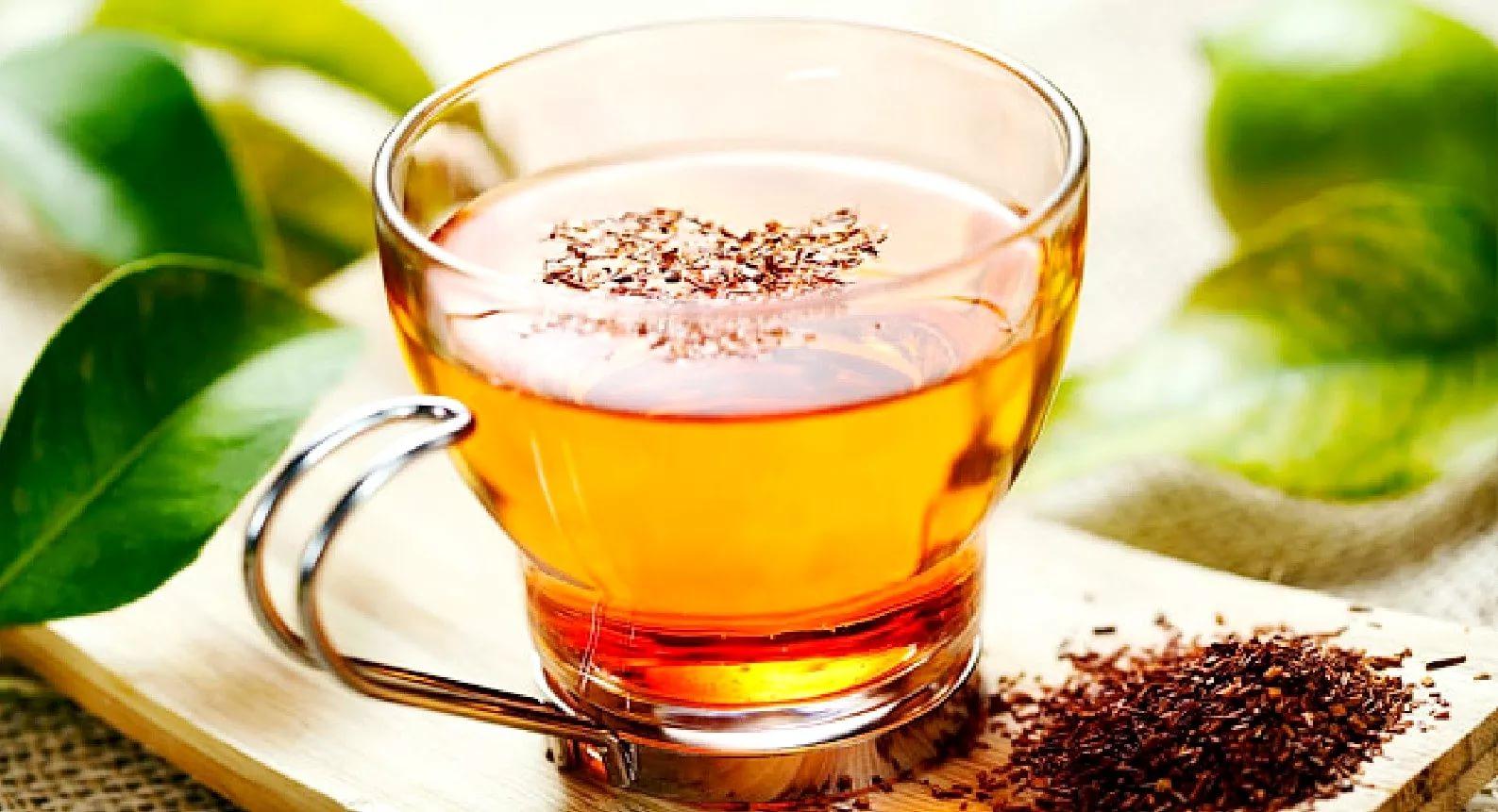 Ароматный чай: классика, экзотика
