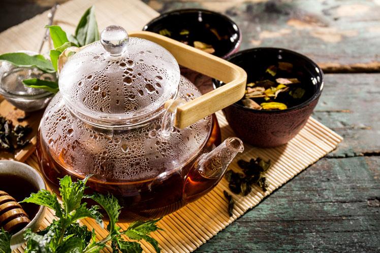 Секреты чайной заварки