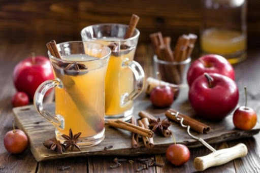 Чай с виски