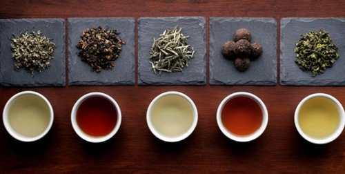Разновидности чая и их свойства