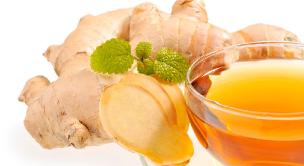 Имбирные чаи: согревающий, потогонный, антивирусный, для похудения