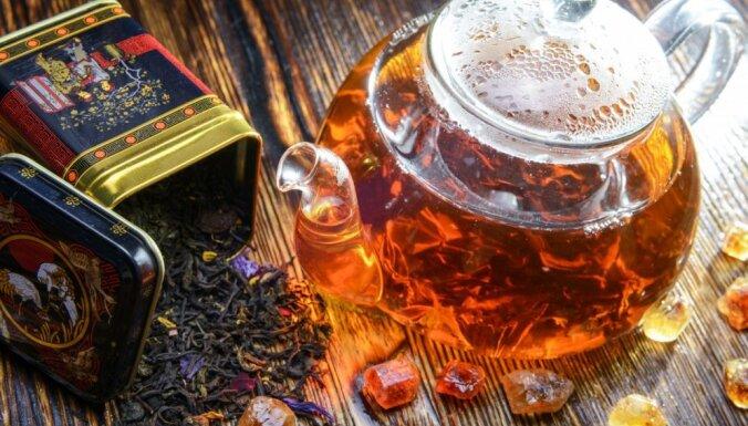 Черный чай официально признан противовирусным средством