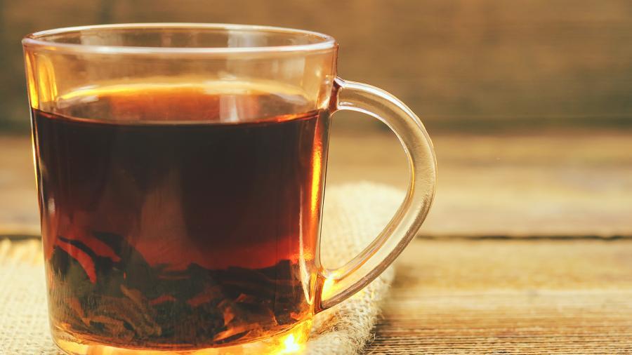 Чай способен убить коронавирус в слюне