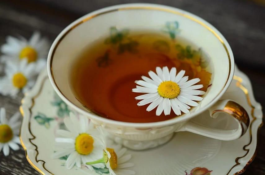 Врач рассказал о пользе чаев с бергамотом, ромашкой и мятой