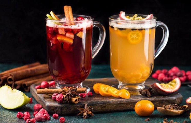 Согревающий чай: 5 рецептов напитков осени