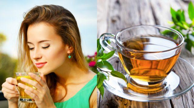 Необычные свойства чая при уходе за кожей лица