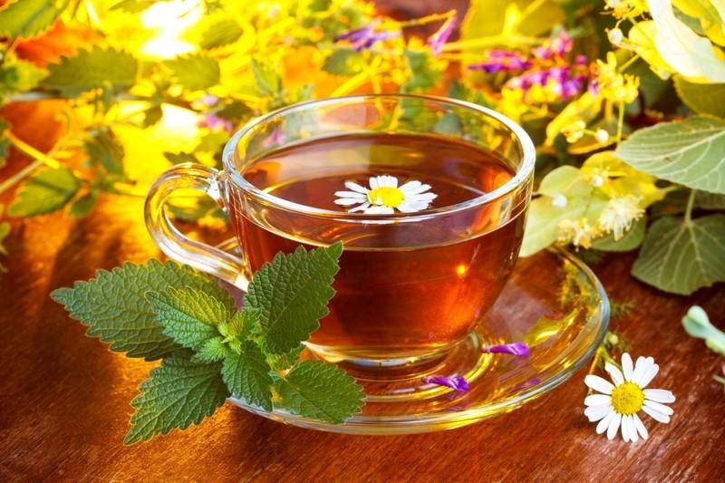 Травяные чаи для улучшения пищеварения