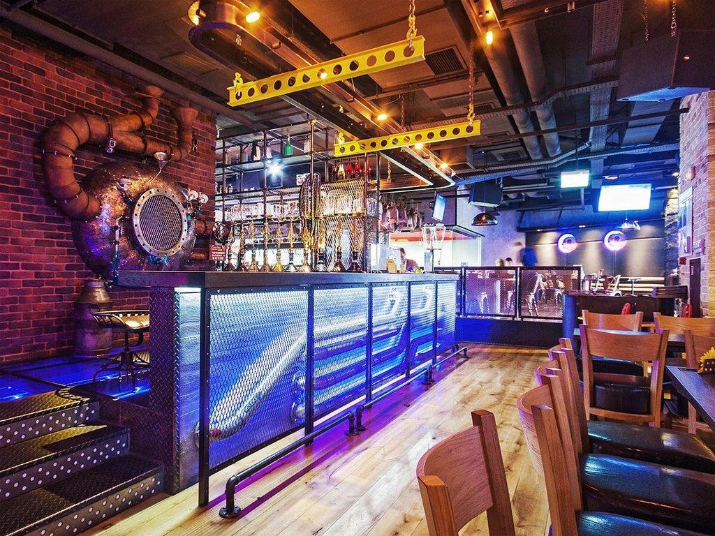 Сеть ресторанов «Сварня» в Москве
