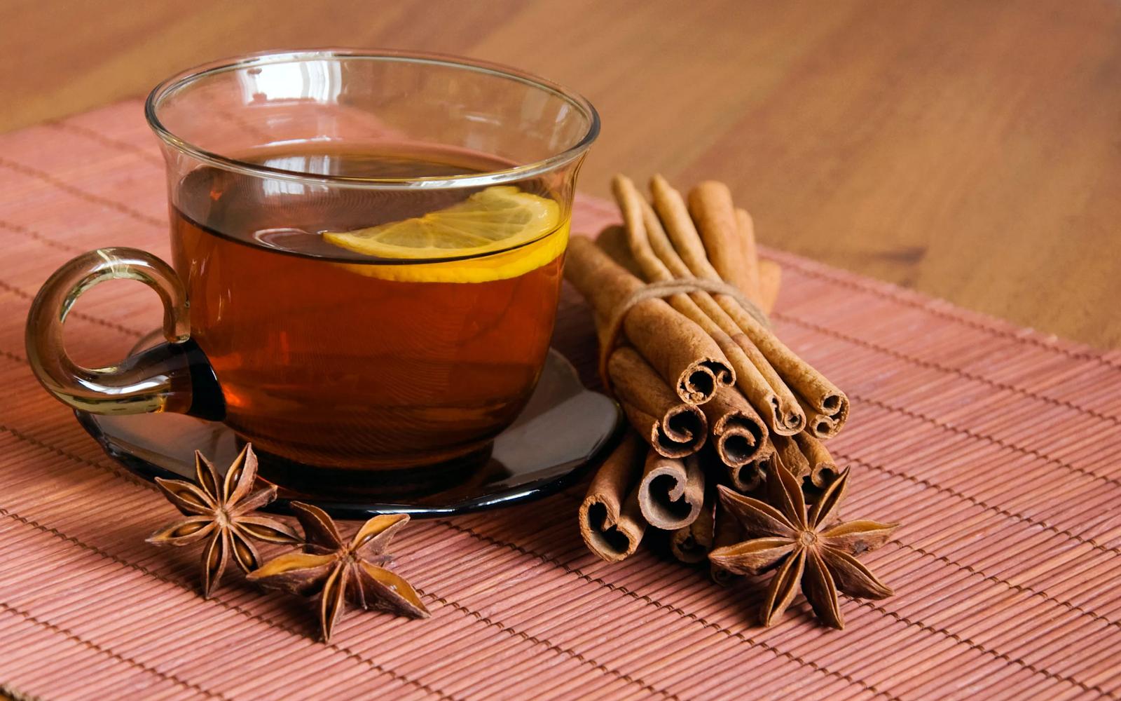 Все преимущества чая с корицей
