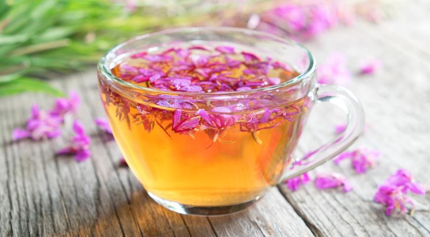 Безкофеиновый чай все таки существует!