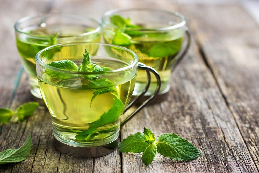 Мятный чай нельзя пить перед сном