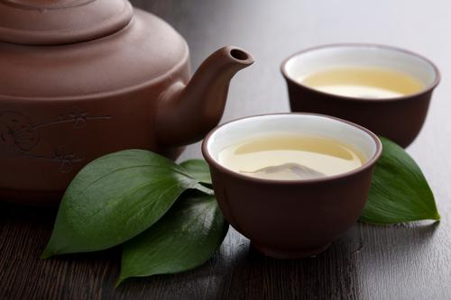Польза утреннего зеленого чая