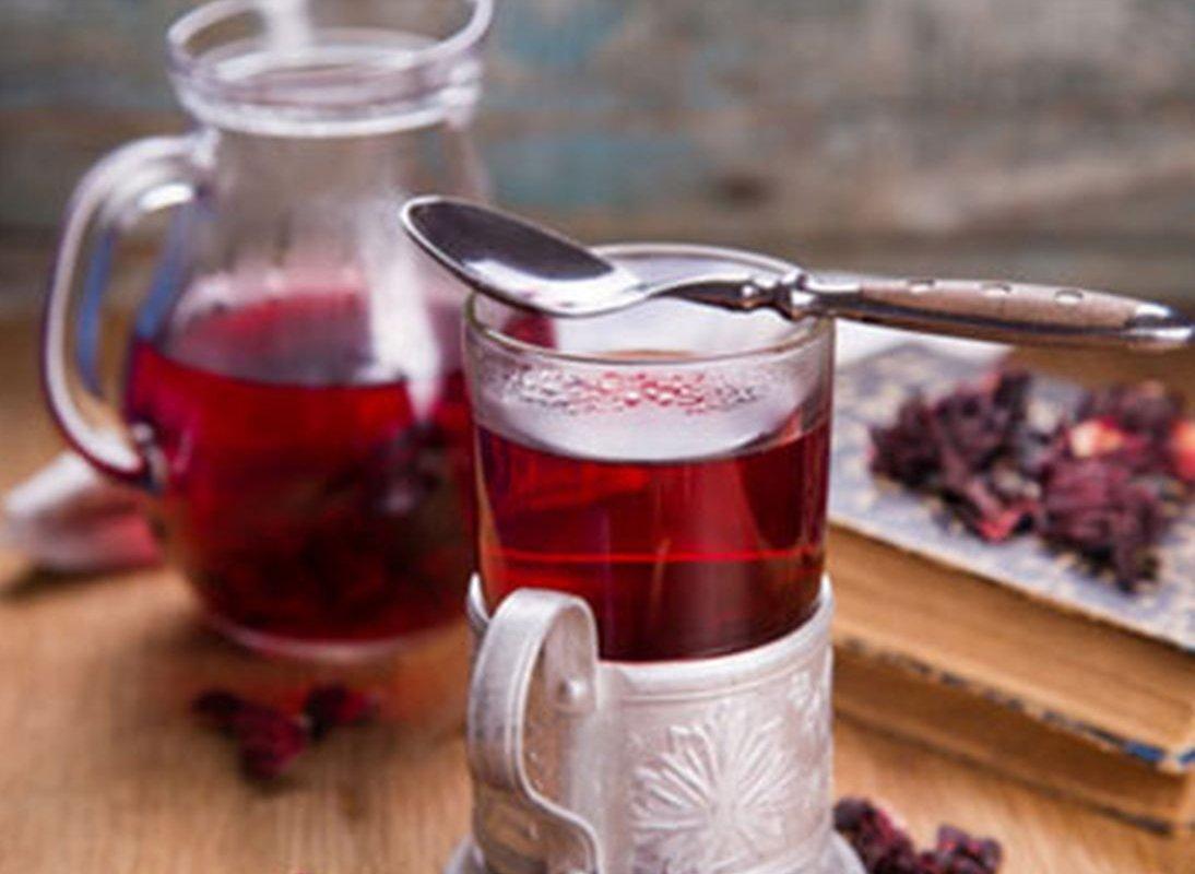 Чай из гибискуса как средство оздоровления: пять причин начать его пить