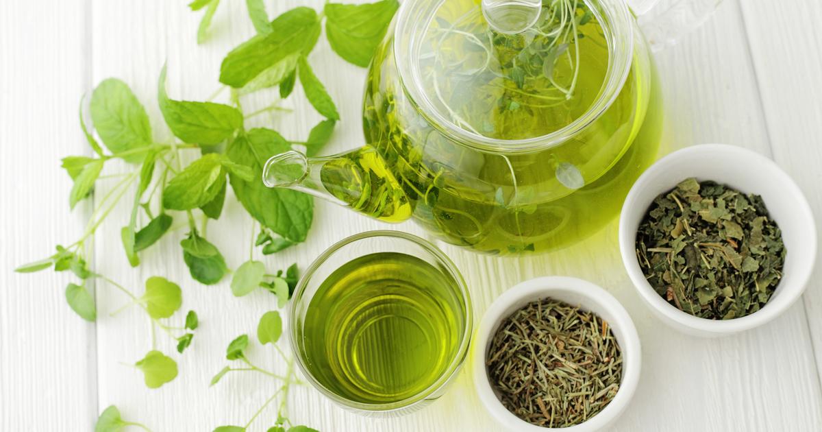 Зеленый чай в домашней косметике