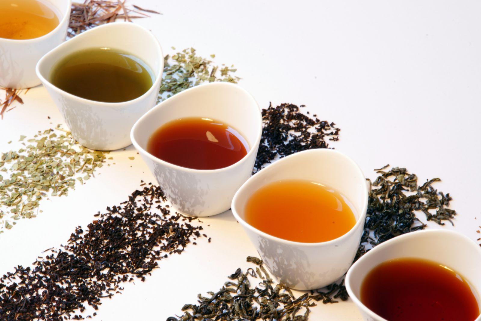Диетолог перечислила лучшие чаи для выведения токсинов