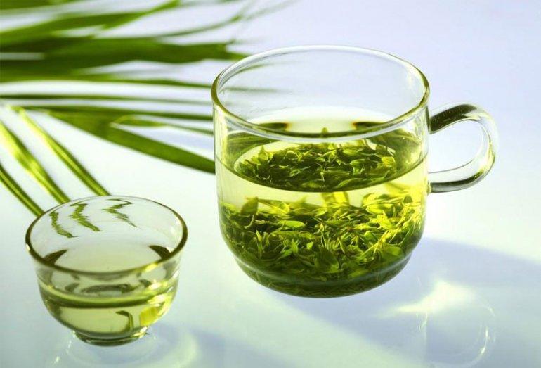 Зеленый чай, валериана, лук и лимон при атеросклерозе и дислипидемии