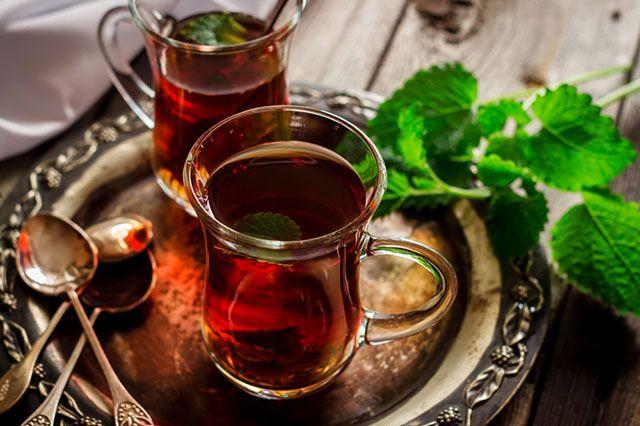 Чай по-арабски: рецепты приготовления