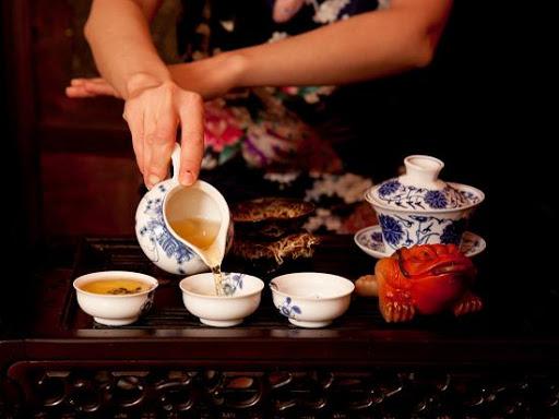Китайская чайная церемония – Гунфу Ча