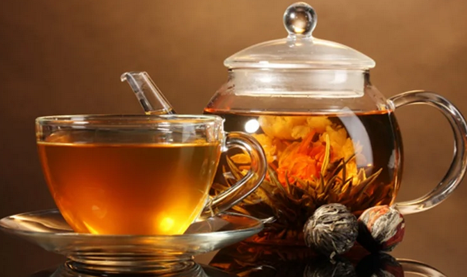 Пасечный чай по-грузински