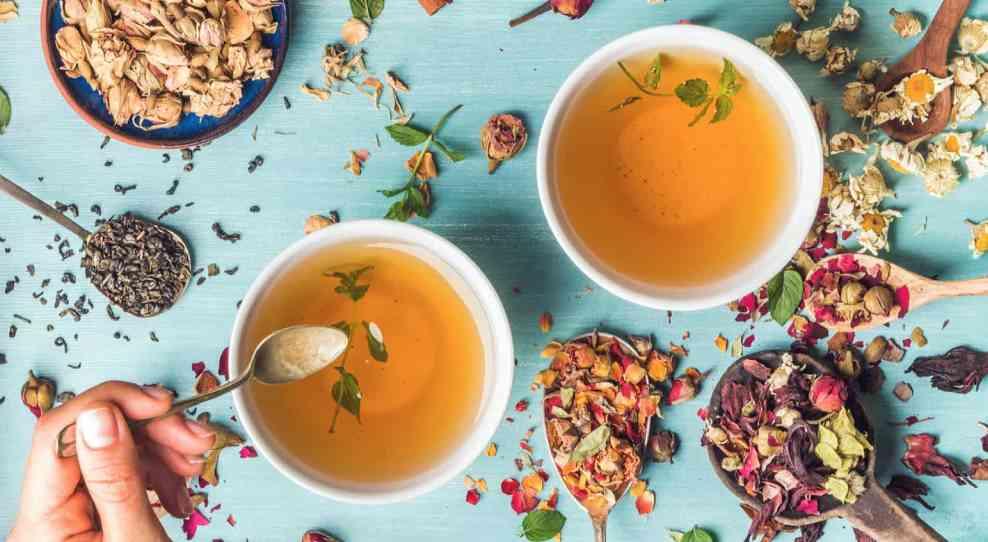 Травяные чаи на каждый день