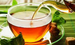 Бодрящий чай