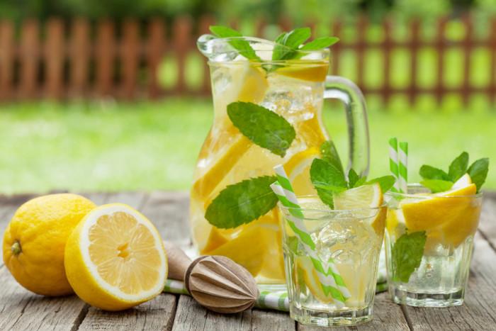Чай-лимонад