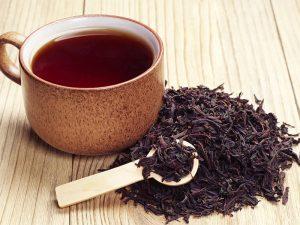Чёрный чай полезен для зубов