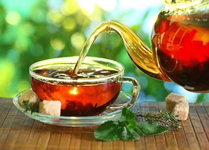 Чай развивает креативность у людей
