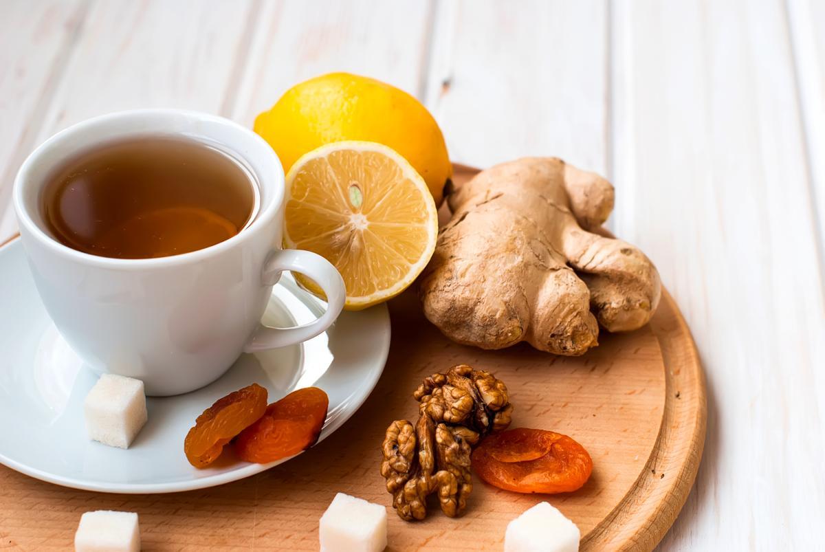 Холодный травяной чай помогает похудеть