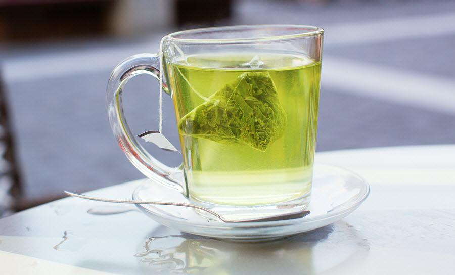 Зеленый чай помогает потерять вес и улучшить работу мозга
