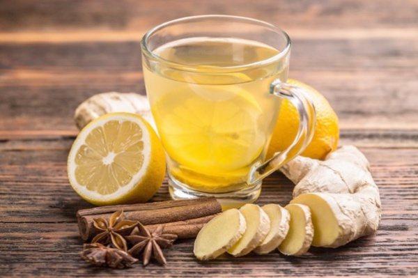Шесть причин полюбить имбирный чай