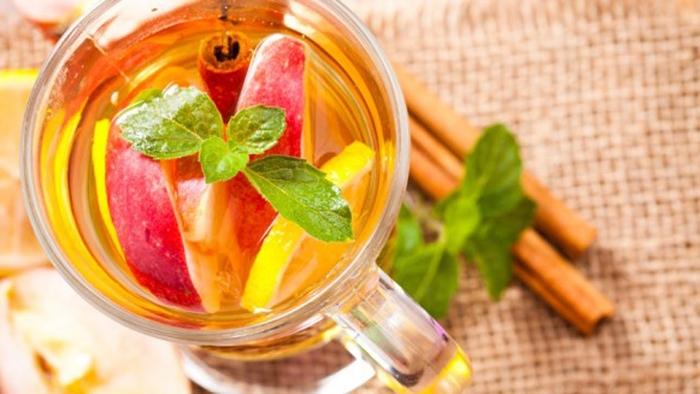 10 рецептов холодного чая