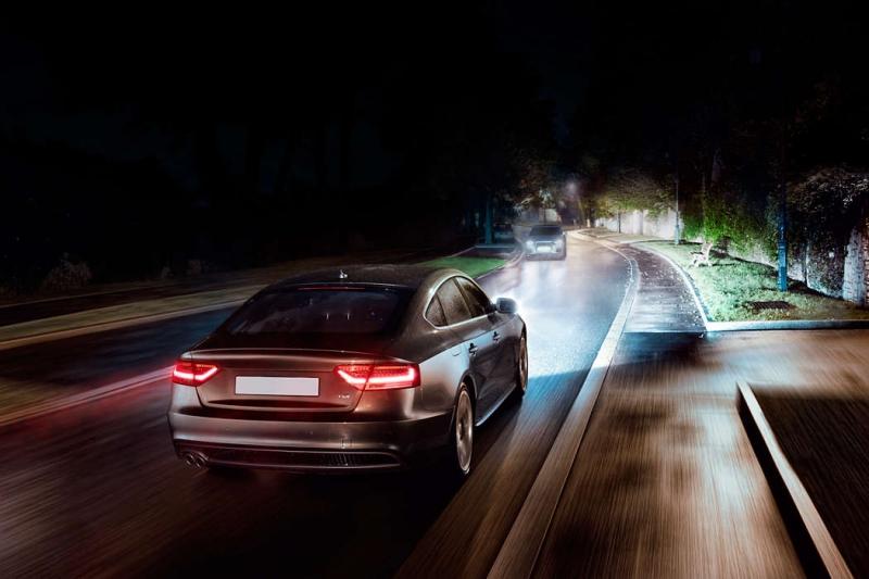Надежное автомобильное освещение