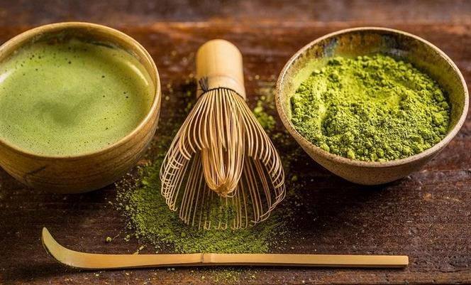 Выяснили, что в чае матча в 137 раз больше антиоксидантов, чем в зеленом чае. Как вам такое?