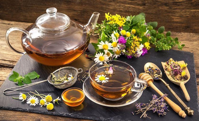 Полезные травяные чаи, что входит в фиточай