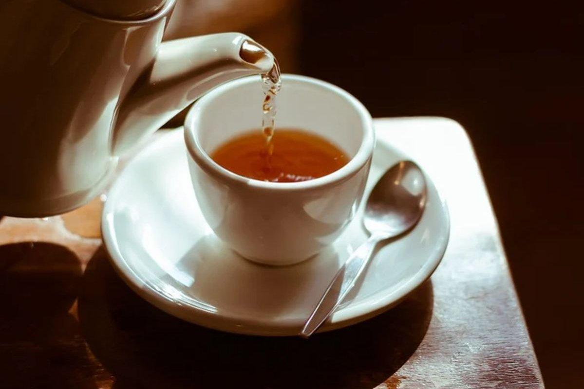Привычка пить чай сказывается на сердце