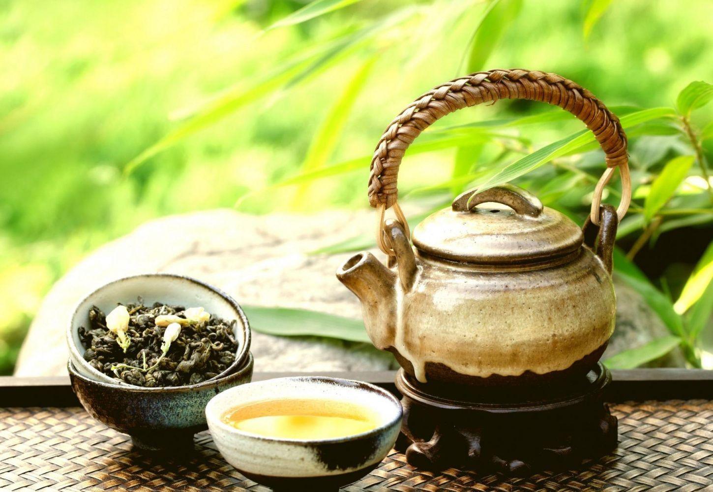 Зеленый чай: польза и вред напитка, свойства, калорийность, противопоказания