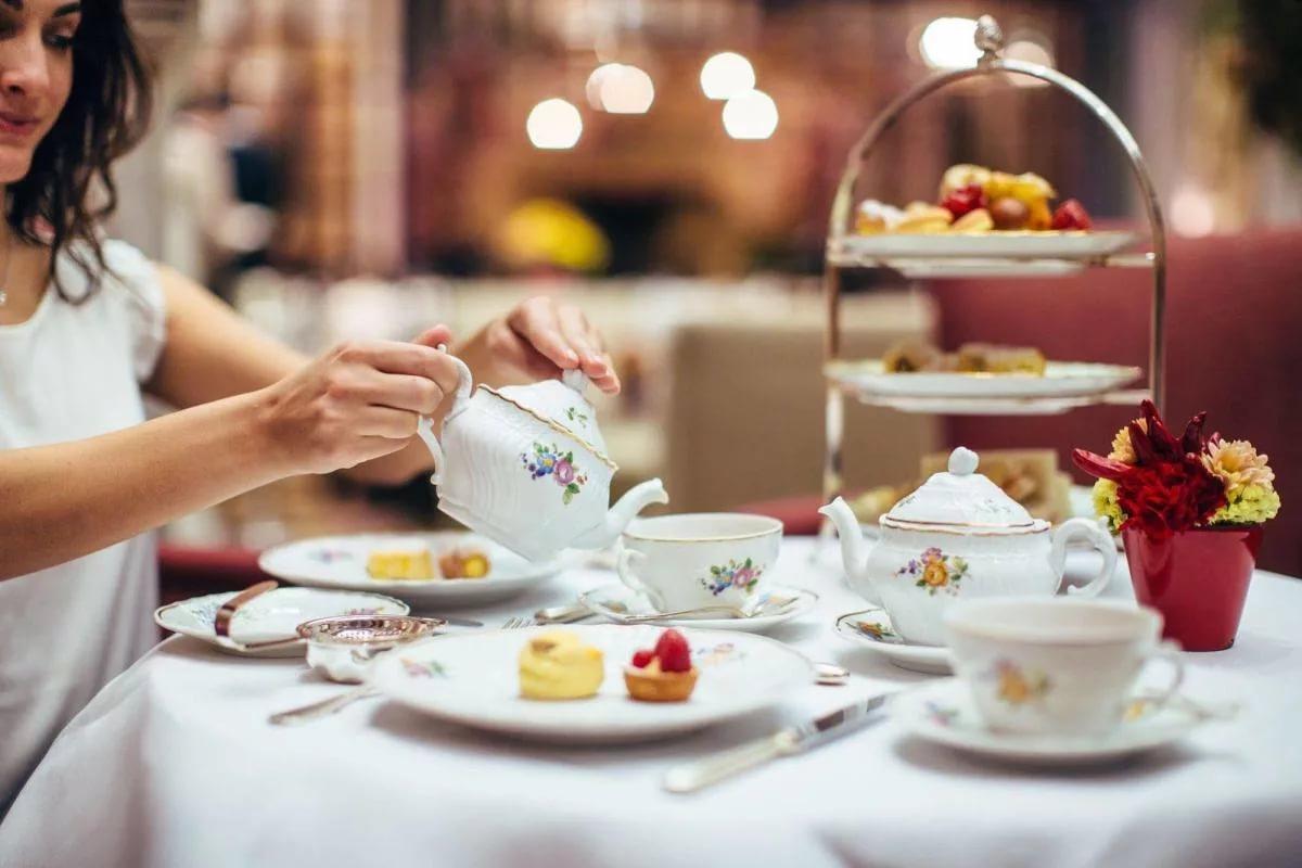 Чайный этикет: правила сервировки, подачи угощений